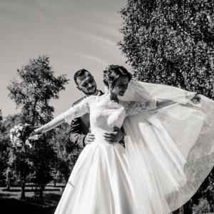 Свадебная причёска для невесты минск выезд