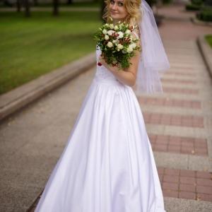 свадебный образ для невесты на свадьбу минск